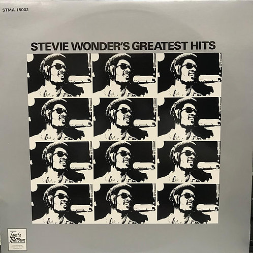 Stevie Wonder ‎– Stevie Wonder's Greatest Hits