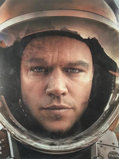 The Martian 火星任務 Blu-ray 2D+ 3D Blu-ray 鐵盒裝