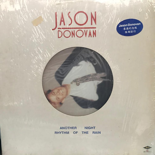 Jason Donovan - Another Night/Rhythm of the rain(45RRM)