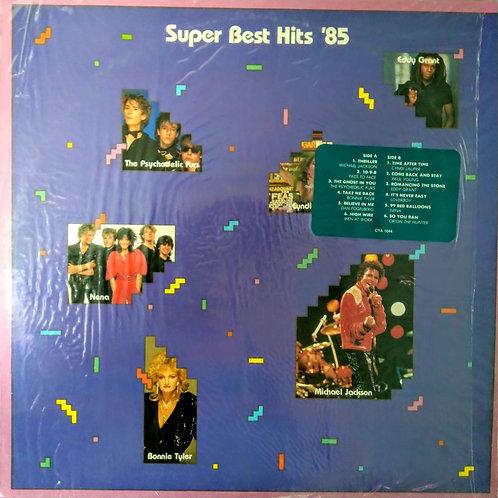 Various –Super Best Hits '85
