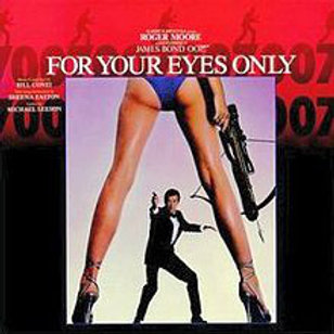 Bill Conti ‎– For Your Eyes Only (Original Motion Picture Soundtrack)