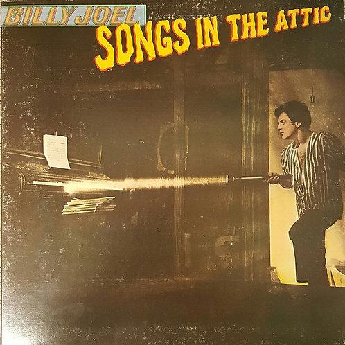 Billy Joel – Songs In The Attic(HK Version)