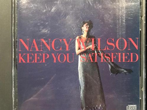 Nancy Wilson – Keep You Satisfied