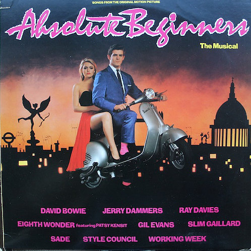 Various – Absolute Beginners - The Musical