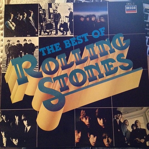 Rolling Stones – The Best of Rolling Stones