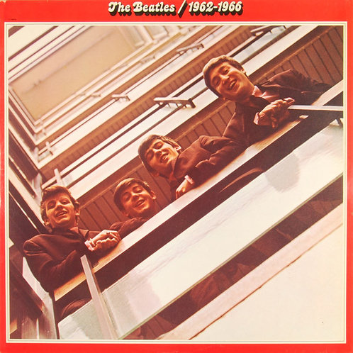 The Beatles ‎– 1962-1966(2XLP)