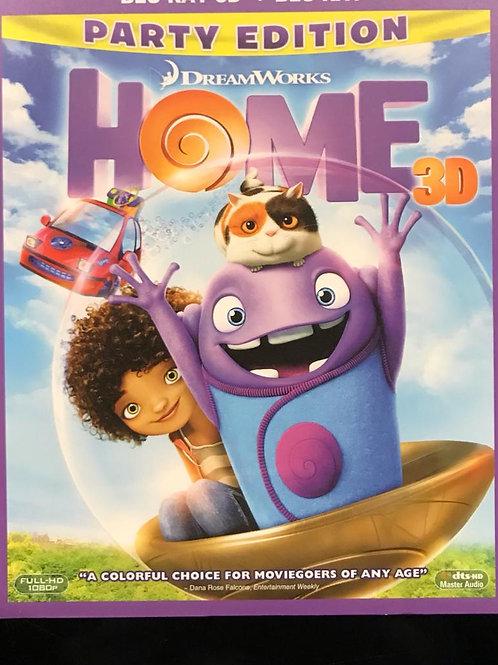 Home 2D + 3D 無敵安樂窩