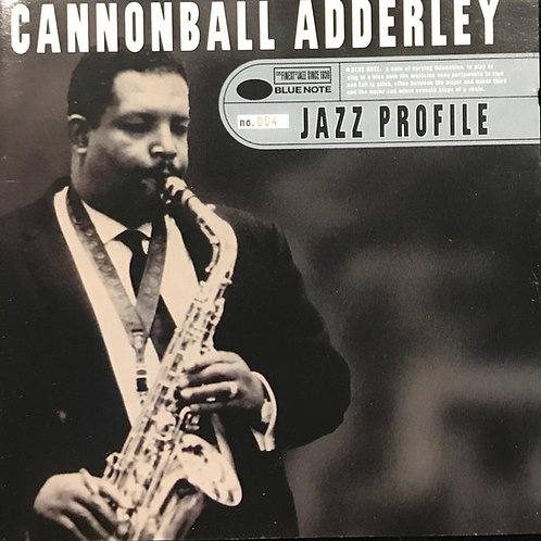 Cannonball Adderley ‎– Jazz Profile: Cannonball Adderley
