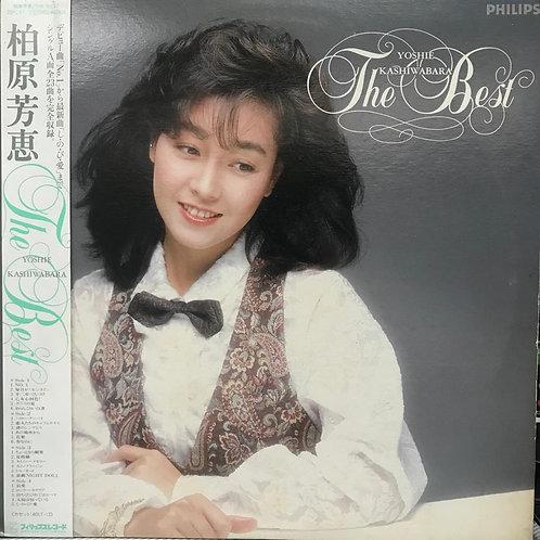 柏原芳恵 – The Best(2LP)