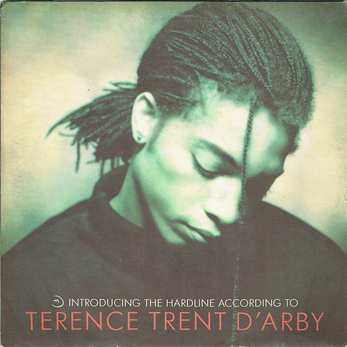 Terence Trent D'Arby ‎– Introducing The Hardline According To Terence Trent D'Ar