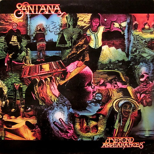 Santana ‎– Beyond Appearances