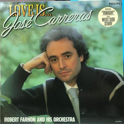 José Carreras – Love Is...