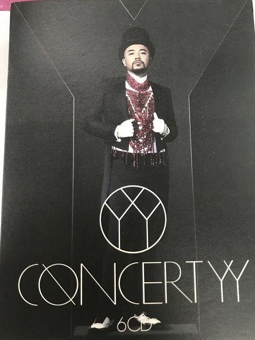 黃偉文 -Concert YY 黃偉文作品展 演唱會 (6CD)
