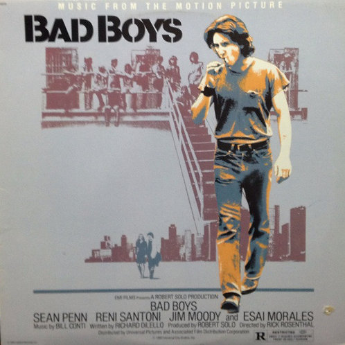 Various – Bad Boys - Music From The Motion Picture