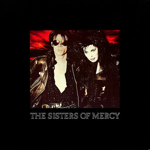 The Sisters Of Mercy ‎– This Corrosion
