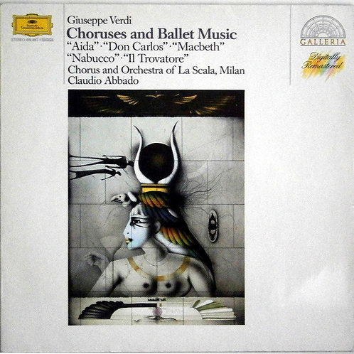 Choruses And Ballet Music(MINT)