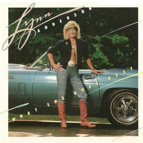 Lynn Anderson – What She Does Best(MINT)