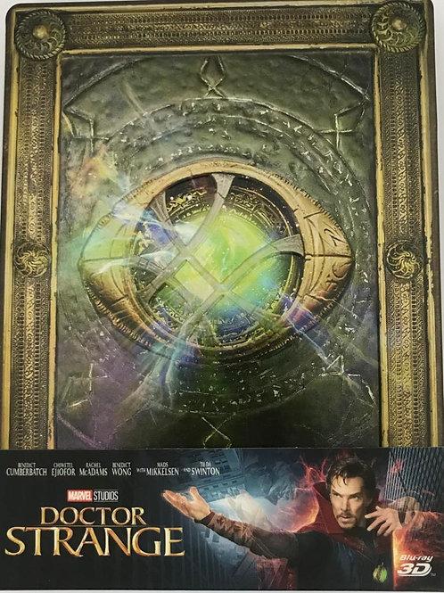 Doctor Strange 奇異博士(Blu-ray) (2D + 3D 鐵盒裝)