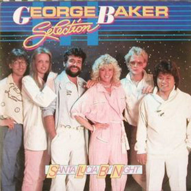 George Baker Selection – Santa Lucia By Night(MINT)