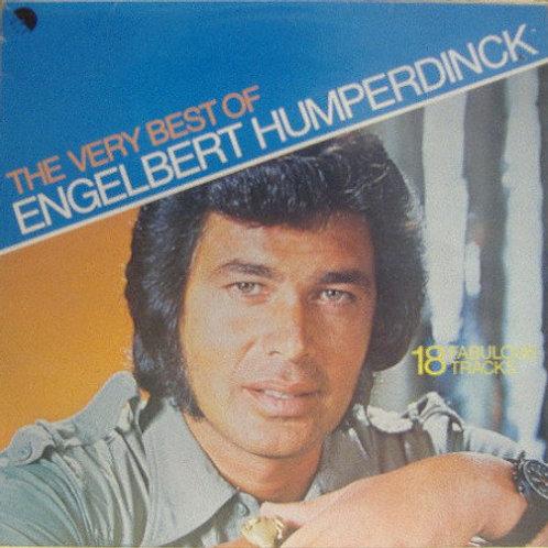 Engelbert Humperdinck – The Very Best Of Engelbert Humperdinck - 18 Fabulous Tr