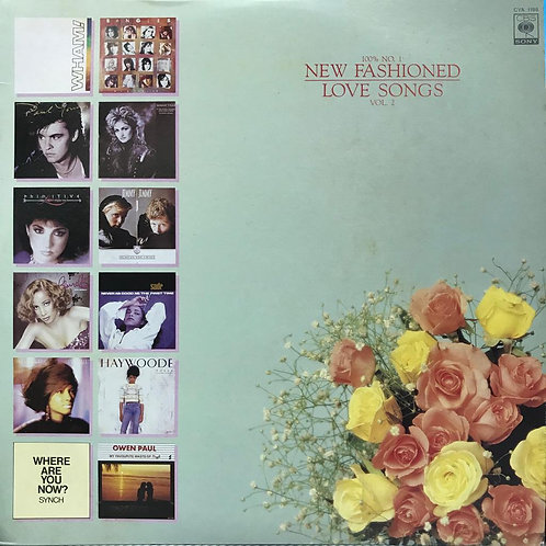 New Fashioned Love Songs Vol.2