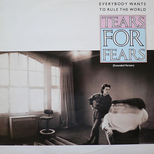 Tears For Fears – Everybody Wants To Rule The World (Extended Version)