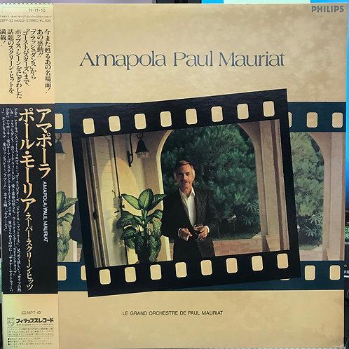 Paul Mauriat – Amapola