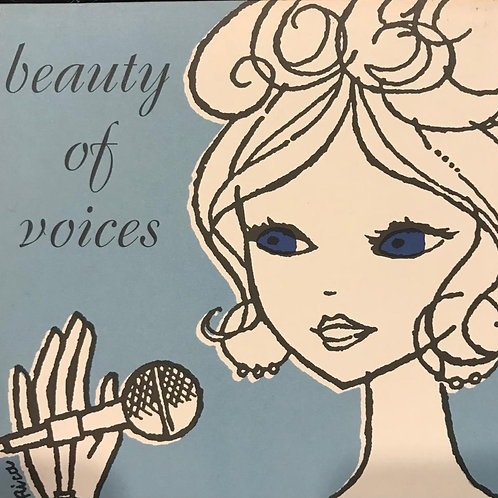 Various ‎– BEAUTY OF VOICES