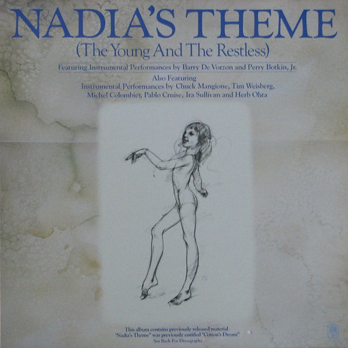 Various – Nadia's Theme (The Young And The Restless)