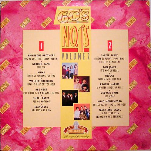 Various – 60's No.1's (Volume 2)(MINT)
