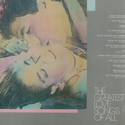 The Greatest Love Songs Of All