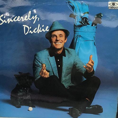 Dickie Henderson – Sincerely, Dickie