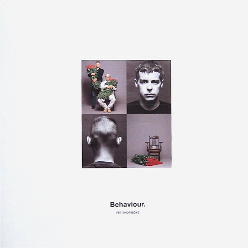 Pet Shop Boys ‎– Behaviour(MINT)