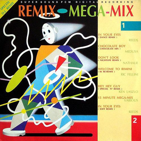Various – Remix Mega-Mix(Purple)