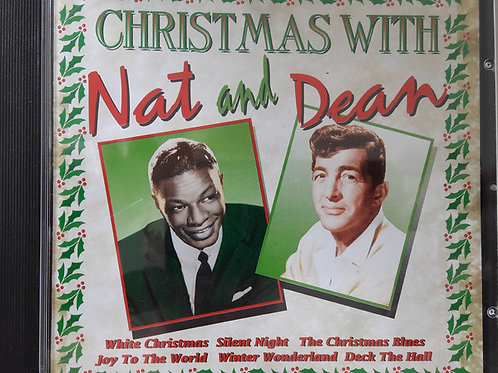 Nat King Cole & Dean Martin ‎– Christmas With Nat And Dean