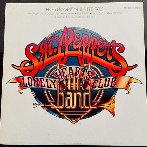Various ‎– Sgt. Pepper's Lonely Hearts Club Band(2LP)
