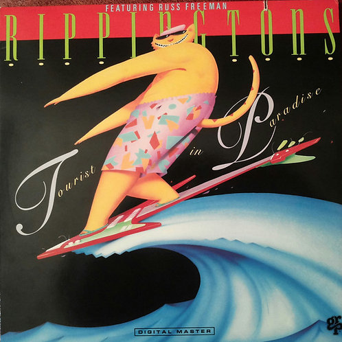 Rippingtons* Featuring Russ Freeman ‎– Tourist In Paradise(MINT)