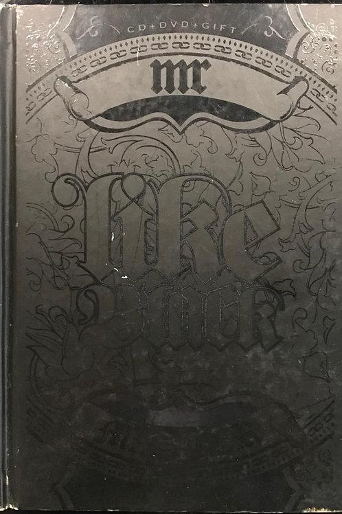 Mr. - Like Black (CD+DVD)