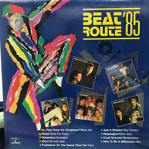 Various ‎–Beat Route'85