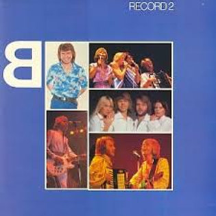 ABBA -The Best Of ABBA ( RECORD 2)