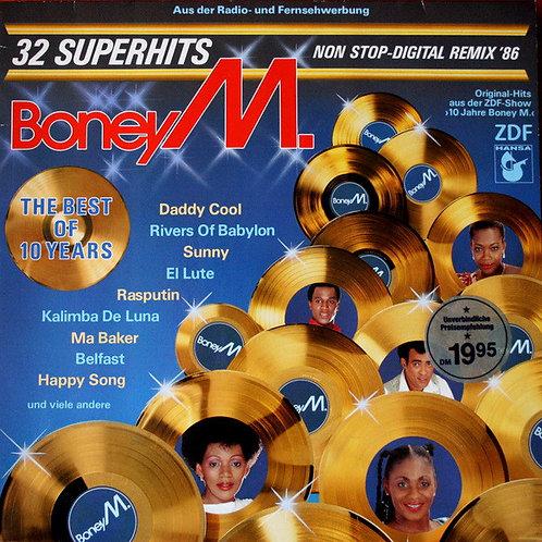Boney M. – The Best Of 10 Years
