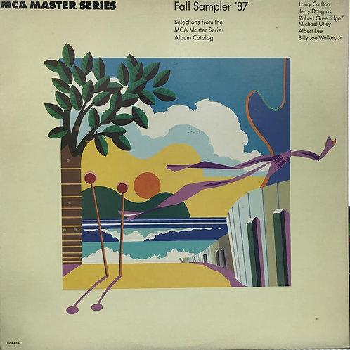 Various – Mca Master Series Fall Sampler '87