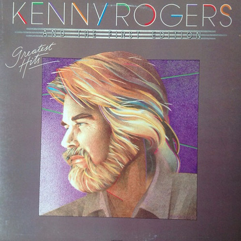Kenny Rogers & The First Edition – Greatest Hits(MINT)
