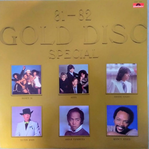 81-82 Gold Diso Special