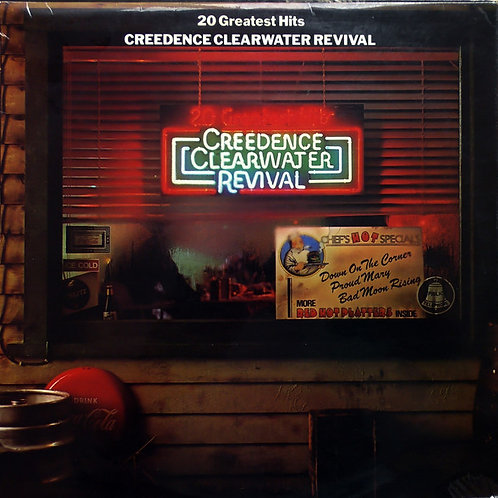 Creedence Clearwater Revival – 20 Greatest Hits