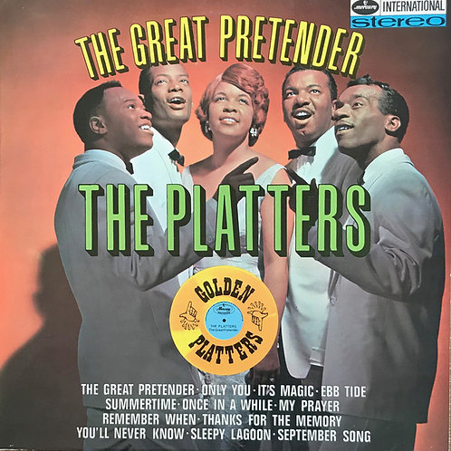The Platters – The Great Pretender