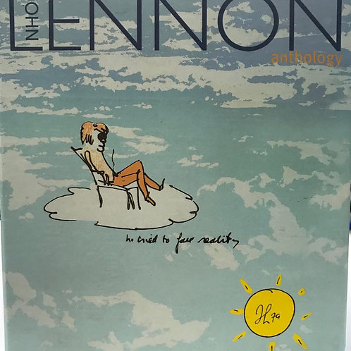 John Lennon – Anthology(Boxset 4CD)