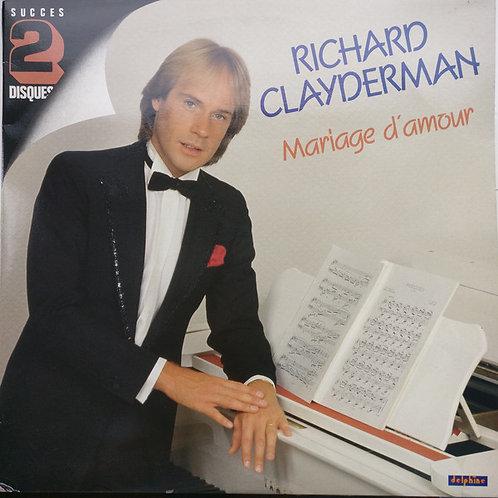 Richard Clayderman – Mariage D'Amour(2LP)(MINT)