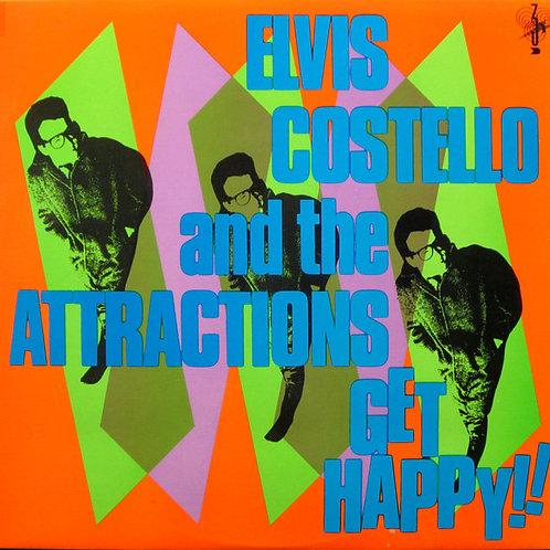 Elvis Costello & The Attractions – Get Happy!!