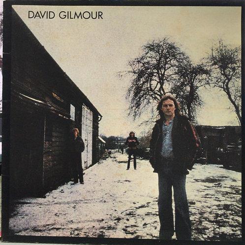 David Gilmour – David Gilmour